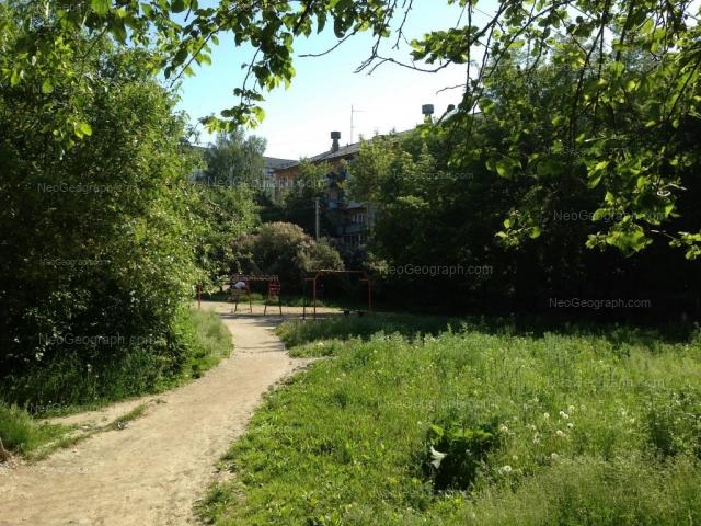 Адрес(а) на фотографии: улица XXII Партсъезда, 18Б, 20Б, Екатеринбург