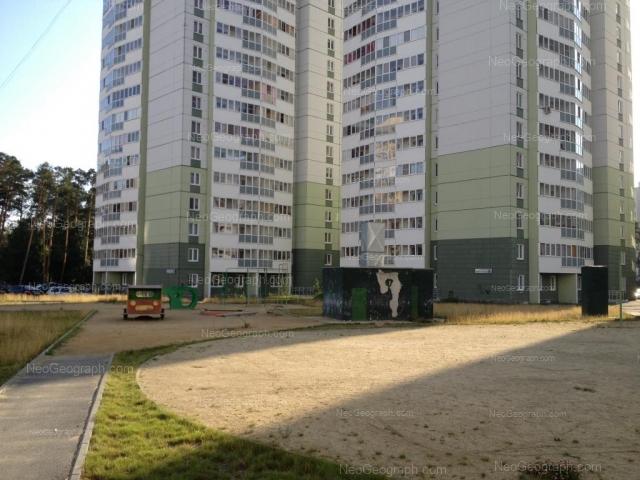 Адрес(а) на фотографии: улица Начдива Онуфриева, 6/1, 6/2, Екатеринбург