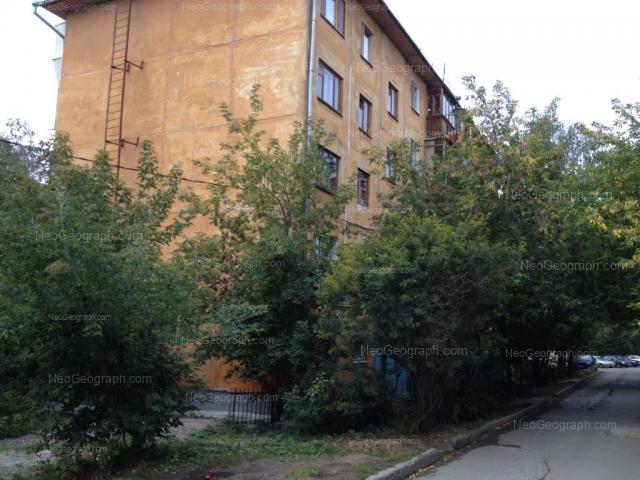 Адрес(а) на фотографии: улица Пальмиро Тольятти, 22, Екатеринбург