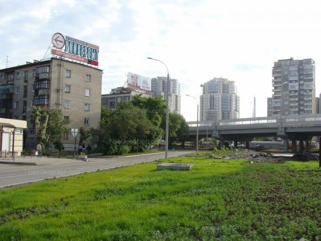 Адрес(а) на фотографии: улица Шейнкмана, 119, 121, 130, Екатеринбург