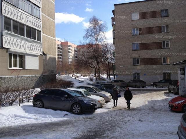 Адрес(а) на фотографии: Посадская улица, 28/1, Екатеринбург