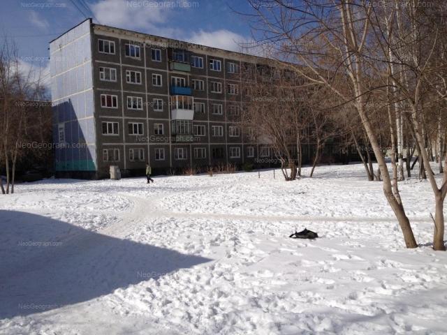 Адрес(а) на фотографии: улица Шаумяна, 98/1, 98/2, Екатеринбург