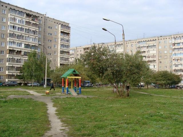 Адрес(а) на фотографии: улица Амундсена, 73, Екатеринбург
