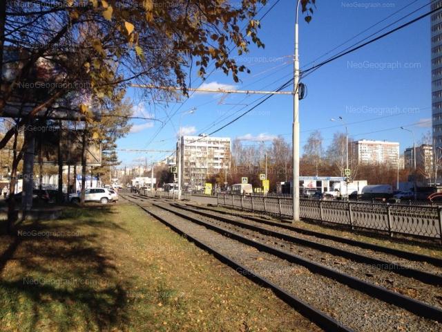 Адрес(а) на фотографии: улица Шаумяна, 92, 96, Екатеринбург