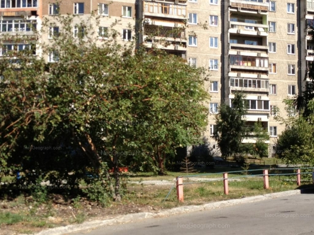 Адрес(а) на фотографии: улица Новгородцевой, 7, Екатеринбург