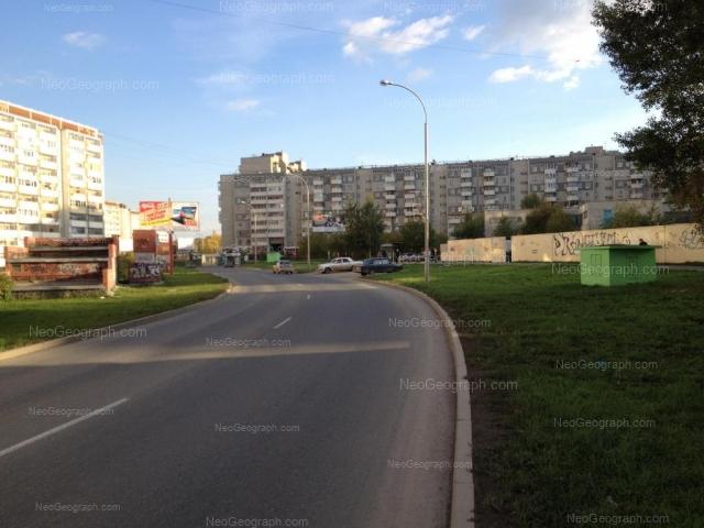 Адрес(а) на фотографии: улица Крестинского, 27, Екатеринбург