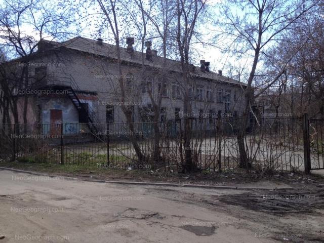 Адрес(а) на фотографии: Комсомольская улица, 10В, Екатеринбург