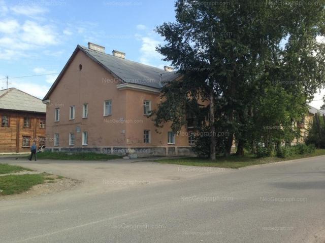 Адрес(а) на фотографии: Обходной переулок, 27, 29, Екатеринбург