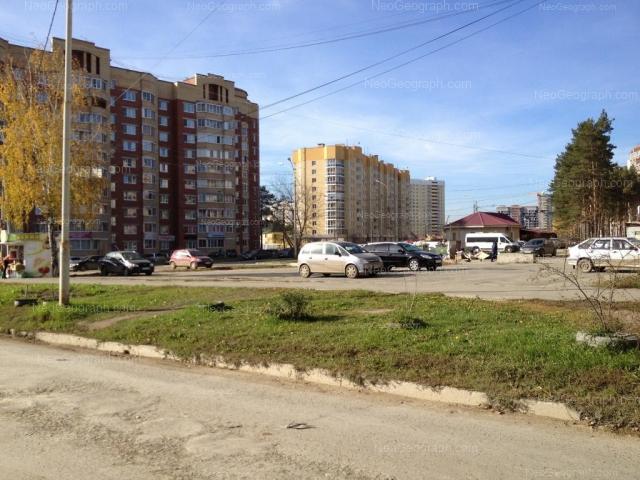 Адрес(а) на фотографии: Рощинская улица, 50, 72А, Екатеринбург