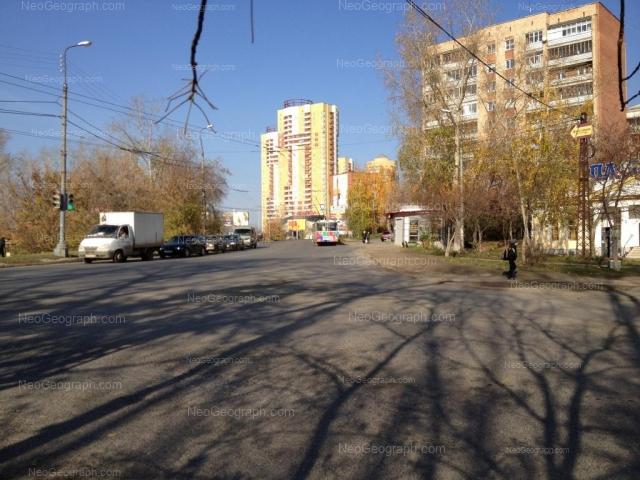 Адрес(а) на фотографии: улица Косарева, 1А, Екатеринбург