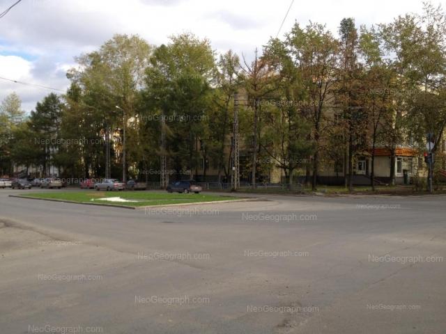 Адрес(а) на фотографии: улица Грибоедова, 30, 32, Екатеринбург