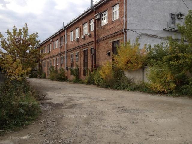 Адрес(а) на фотографии: улица Циолковского, 63а, Екатеринбург
