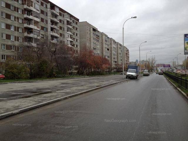 Адрес(а) на фотографии: Машинная улица, 38, 40, 42/3, Екатеринбург