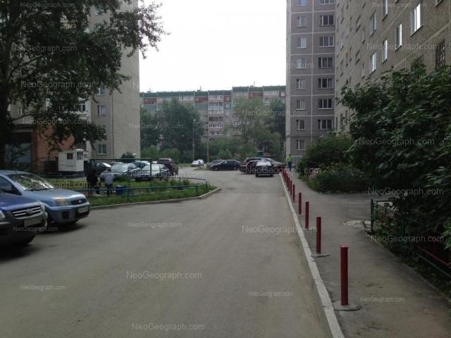 Адрес(а) на фотографии: улица Фрезеровщиков, 38, 39, Екатеринбург