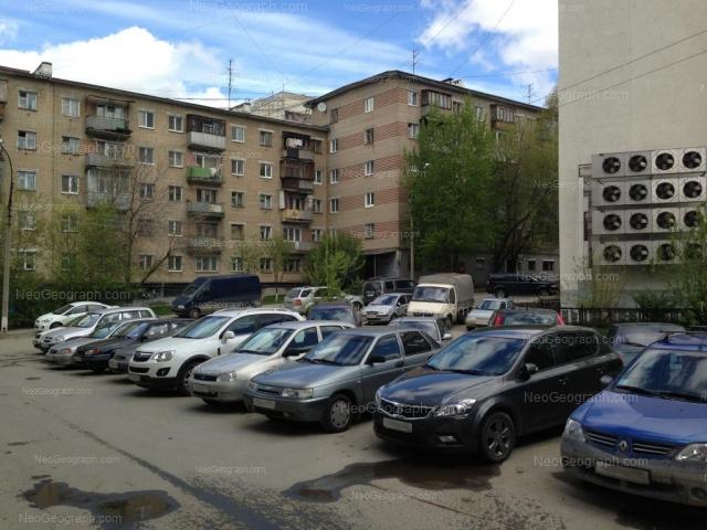 Адрес(а) на фотографии: Асбестовский переулок, 3, Екатеринбург