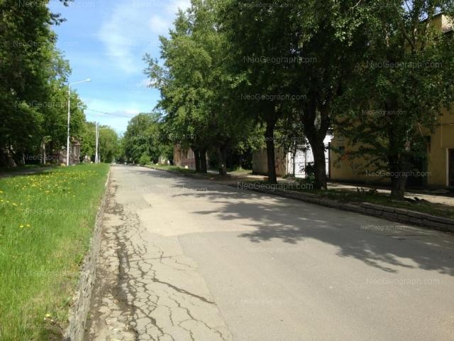 Address(es) on photo: XXII partsiezda street, 2, 3, 4, Yekaterinburg