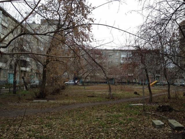 Адрес(а) на фотографии: Белореченская улица, 12, 14, Екатеринбург