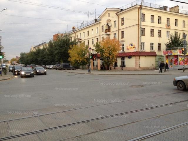 Адрес(а) на фотографии: Заводская улица, 7, 7А, 11, Екатеринбург