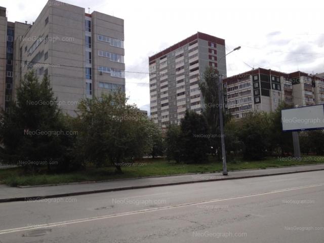 Адрес(а) на фотографии: улица Фурманова, 107, 111, 113, Екатеринбург