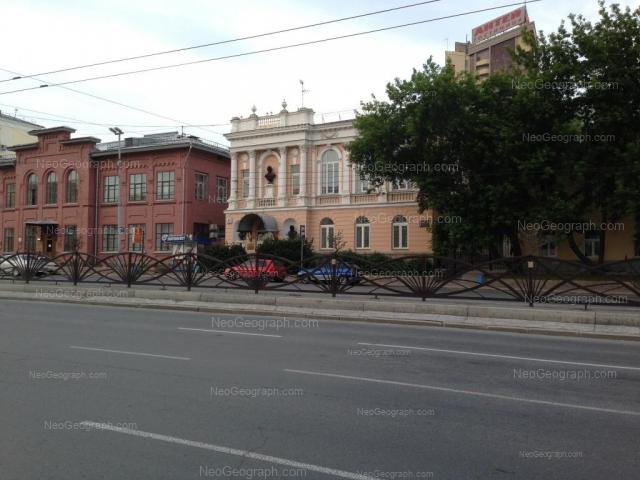 Адрес(а) на фотографии: улица Карла Либкнехта, 8, 8Б, Екатеринбург