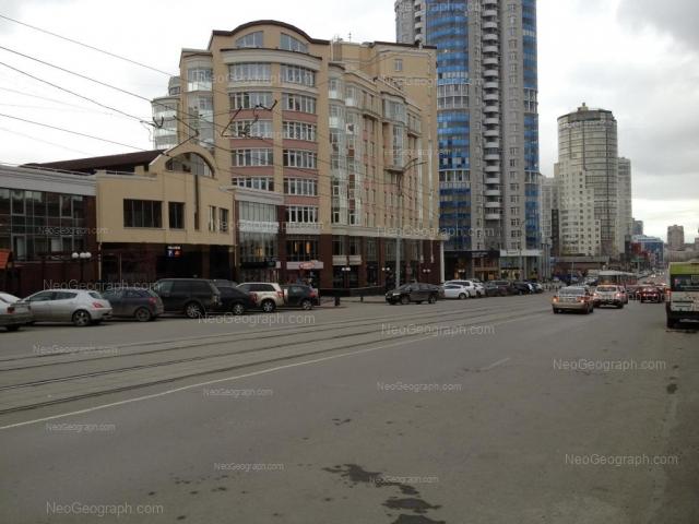 Адрес(а) на фотографии: улица Хохрякова, 43, 48, Екатеринбург