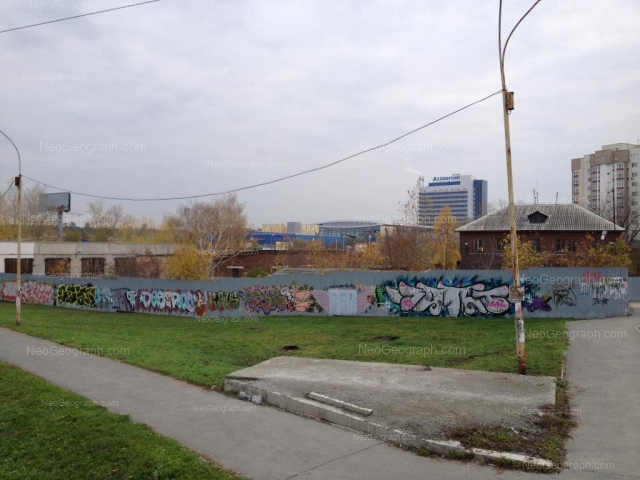 Адрес(а) на фотографии: Самолётная улица, 2Б, Екатеринбург