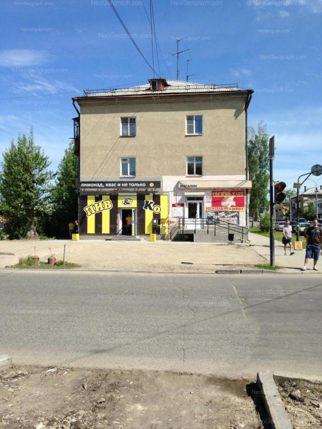 Адрес(а) на фотографии: Донбасская улица, 24, 29, Екатеринбург