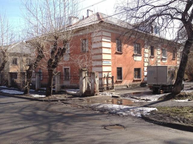 Address(es) on photo: Energostroiteley street, 1, 5, Yekaterinburg