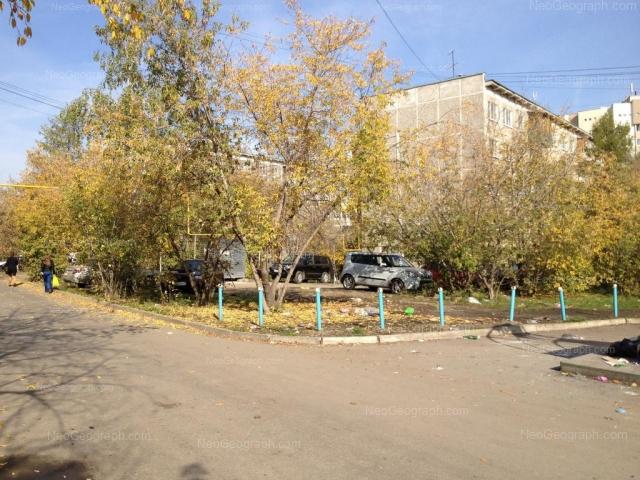 Адрес(а) на фотографии: Самолётная улица, 3/1, 3/2, Екатеринбург
