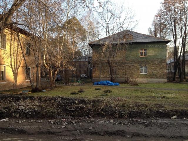 Адрес(а) на фотографии: Ухтомская улица, 18, Екатеринбург