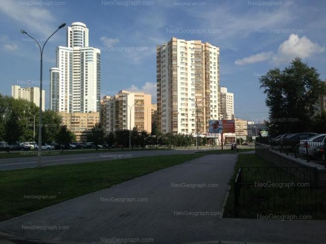 Адрес(а) на фотографии: улица Маршала Жукова, 10, 14, Екатеринбург