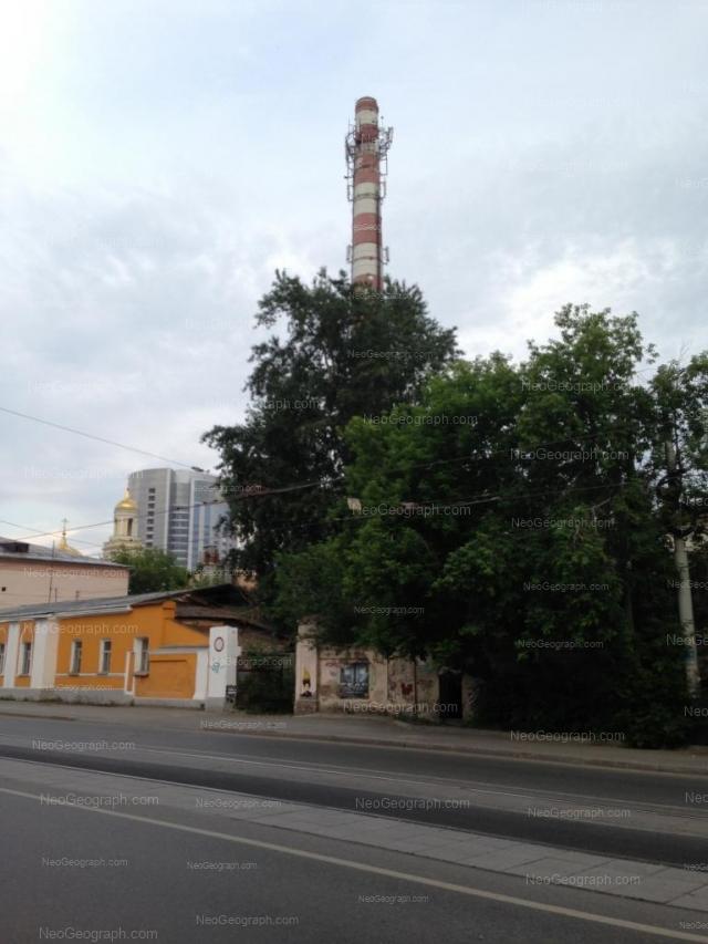 Address(es) on photo: Kuibisheva street, 42А, 44д, Yekaterinburg