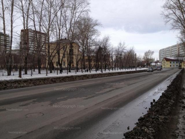 Адрес(а) на фотографии: Расточная улица, 12, 25, Екатеринбург
