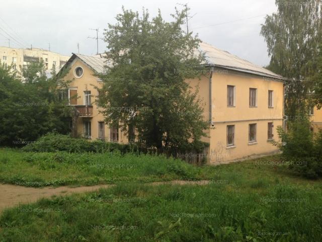 Address(es) on photo: Entusiastov street, 30Б, Yekaterinburg
