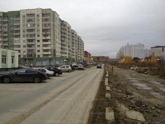 Адрес(а) на фотографии: улица Чкалова, 248, 250, Екатеринбург