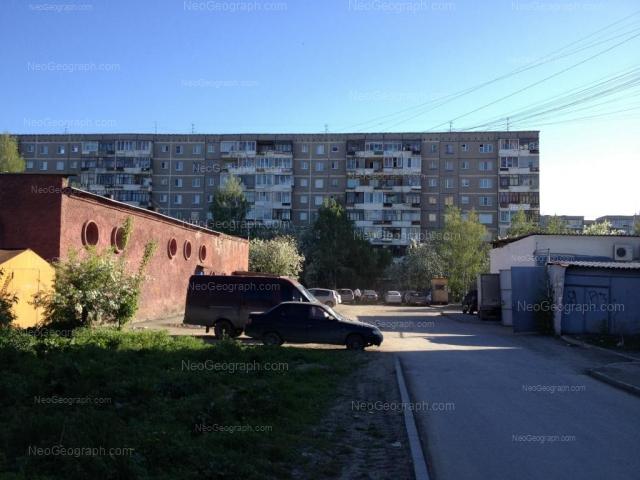 Адрес(а) на фотографии: проезд Решетникова, 3, Екатеринбург