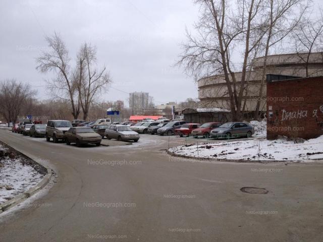 Address(es) on photo: Mashinistov street, 2Ж, Yekaterinburg