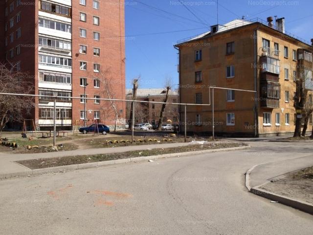 Адрес(а) на фотографии: улица Бебеля, 123, Екатеринбург