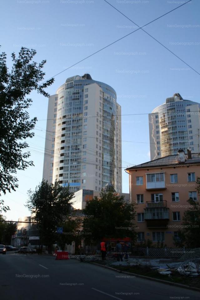Адрес(а) на фотографии: Красный переулок, 5/1, 5/2, 7, Екатеринбург
