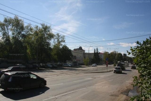 Address(es) on photo: Frontovikh Brigad street, 18А, 18Б, Yekaterinburg