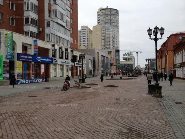 Адрес(а) на фотографии: улица Вайнера, 15, 15а, 34Б, Екатеринбург