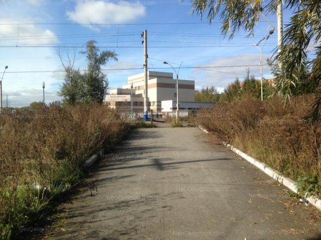 Адрес(а) на фотографии: Сибирский тракт, 34А, Екатеринбург