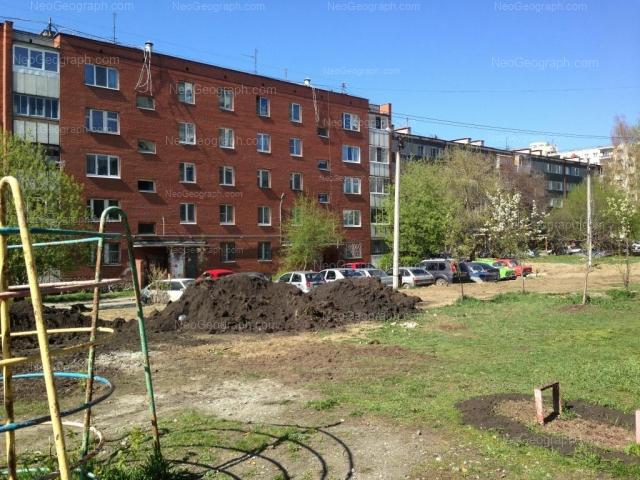 Адрес(а) на фотографии: Билимбаевская улица, 31/1, 31/2, 33, Екатеринбург