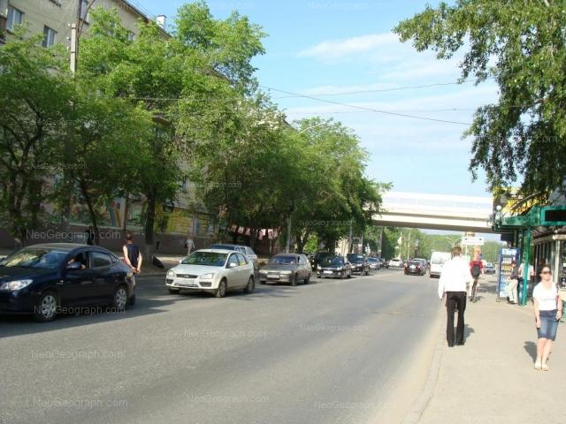 Адрес(а) на фотографии: улица Большакова, 157, Екатеринбург