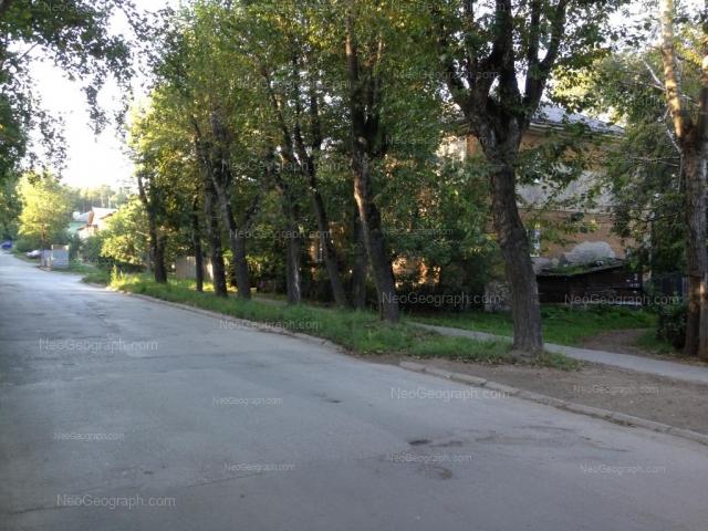 Address(es) on photo: Polzunova street, 1, Yekaterinburg