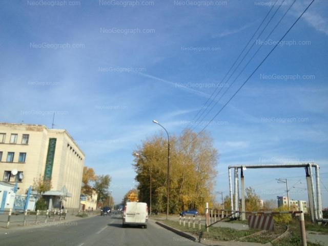Address(es) on photo: Selkorovskaya street, 114, 114а, Yekaterinburg