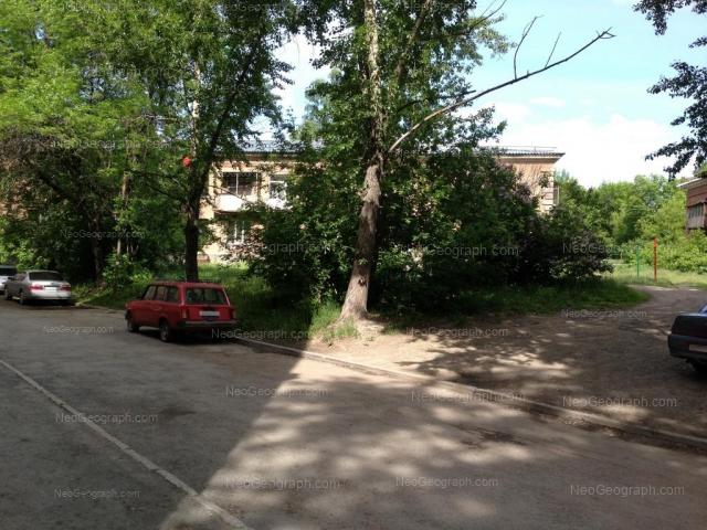 Адрес(а) на фотографии: улица XXII Партсъезда, 5Б, Екатеринбург