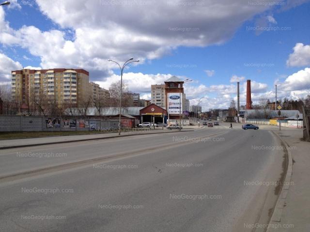 Адрес(а) на фотографии: Билимбаевская улица, 3, 7, Екатеринбург