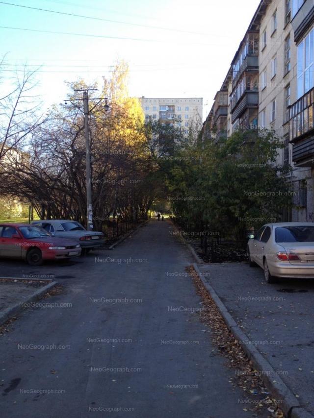 Адрес(а) на фотографии: улица 40-летия Октября, 78, Екатеринбург