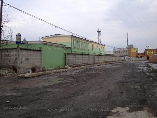 Адрес(а) на фотографии: улица Раевского, 21а, 21а/1, Екатеринбург